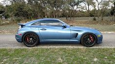 crossfire srt6 and big brakes - Google Search