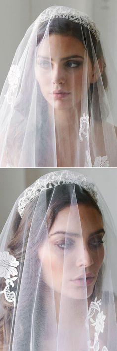Top 20 Wedding Hairstyles with Veils and Accessories CHAPEL LENGTH VEIL WITH LACE Wedding tiara classic hairstyles #weddinghairstyles #bridalhairstyle #bridalbraids #weddinghairstyle Wedding accessories crown with Veil | wedding hair accessories | hairstyles with veils | hairstyles idea | wedding hairstyles for long hair