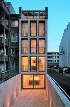 live | work schwalbengasse ~ lk architects