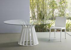Bennett Dining Table Base by #Modloft