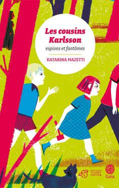 On pourrait croire à une version suédoise du club des cinq... Mais c'est sans compter sans l'humour omniprésent distillé par l'auteure, qui donne beaucoup de relief à ces quatre cousins Karlsson, loin des clichés attendus. Ici, on revendique la malbouffe, le droit d'aimer des trucs sérieux, d'être encore des enfants dans un monde effrayant et complexe...
