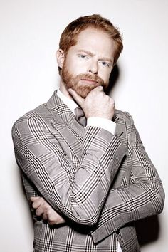 jesse tyler ferguson. #3 ginger always keeps me laughing on modern family :]