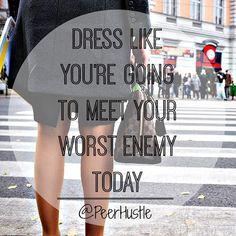 Success is the best revenge. ------------------------------------ #success #louisvuitton #dressedtokill #ladyboss #ceo
