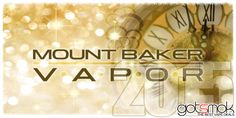 MtBakerVapor New Year Resolution Clearance Sale, Vape, Smoke, Electronic Cigarette, Vaping, Electronic Cigarettes