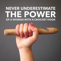 Women who crochet