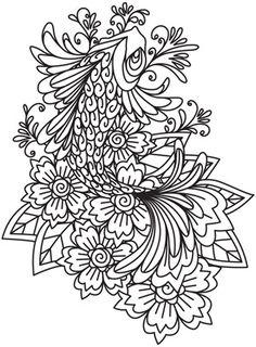 Mendhika Fish design (UTH5073) from UrbanThreads.com