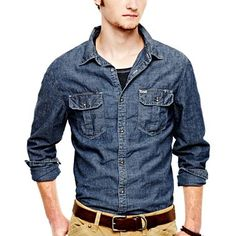 William Rast™ Franklin Chambray Shirt