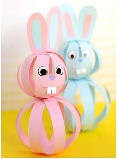 Qui dit vacances, dit forcément avec les enfants activités… Le thème est tout trouvé avec Pâques qui approche ! C'est un peu comme Noël, il y a tellement de possibilité de choses à faire pour les o…