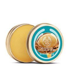 Wild Argan Oil Solid Oil Lips 20ml | The Body Shop®