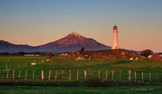 Photographer Chris Gin / This is Cape Egmont lighthouse, a 45 minute drive from New Plymouth and the westerly most point of Taranaki. There are plenty of views of Mt Taranaki around the area, but for those looking for more physical activity, there are tracks on and around Mt Taranaki itself, or you can take a leisurely walk or bike along the 7km coastal walkway in New Plymouth