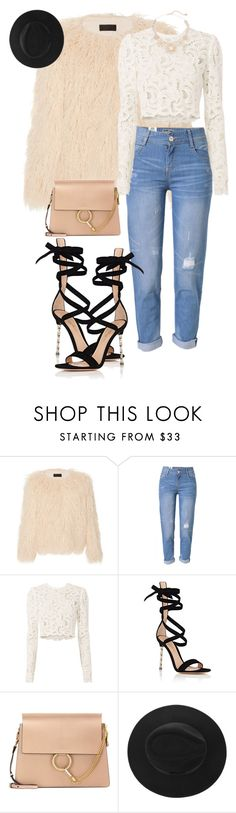 """""""I know you been working hard"""" by kiara-tuggle ❤ liked on Polyvore featuring Nili Lotan, WithChic, A.L.C., Gianvito Rossi, Chloé and Kate Spade"""