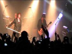 EUROPE - The Final Countdown - LIVE Firenze 25/10/2012