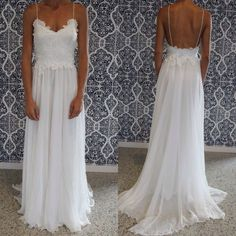 This is Tara, by Grace Loves Lace. Very similar to Hollie except Tara has a fully lined chiffon bottom