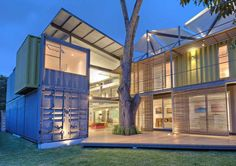 Costa Rica's Casa Incubo by Maria Jose Trejos is Bright and Spacious #design trendhunter.com
