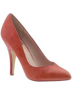 I adore these Notty DV by Dolce Vita pumps. I want them in every color. $79.00 at Piperlime.