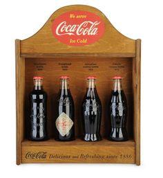 Helen Butterworth: 125 years of Coca-Cola