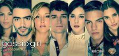 #DisenPorAhi que Gossip girl Acapulco es la mejor serie