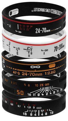 Lens Bracelet $15 http://www.lensbracelet.com/