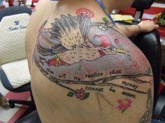 Tattoo by Peggi Hurley at Ancient Art Tattoo, Lewes, DE. Tattoo drawing by Dragonfly Art Studios Ancient Art Tattoo, Dragonfly Art, Hurley, Art Studios, Tattoos, Drawings, Tatuajes, Tattoo, Sketches