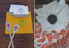 Mexican themed California wedding| photo by Wild Whim Design | 100 Layer Cake | Paper Goods by Prim and Pixie