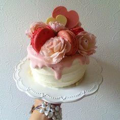 birthday cake / yukico_twingram