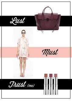 blog post: lust/must/trust (me)