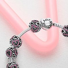 #PANDORAvalentinescontest Sublime silver and gold designs with  heart shapes, sweet messages and dazzling clear and pink stones simply exude romance. Spread the love. Be inspired. See the Lookbook!
