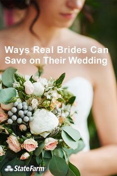 Planning for your big day can be stressful, especially when you're trying to stay within a budget! Here is a list of tips from real brides who saved money on their big day and still managed to have the wedding of their dreams.