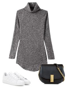 """#22"" by valeriapatriciamosquera on Polyvore featuring adidas and Marc Jacobs"