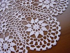 Disposable Face Mask with Earloop, Breathable and Comfortable for Personal Care Protection Masks) Crochet Tablecloth, Crochet Doilies, Charts, Stitches, Masks, Personal Care, Youtube, Decor, Crochet Hammock