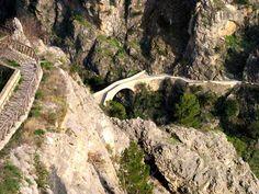 Ponte del Diavolo Museo Etnico Civita