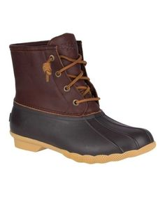 SPERRY TOP-SIDER | Sperry Top-Sider Women's   Saltwater Thinsulate Duck Boot #Shoes #Boots & Booties #SPERRY TOP-SIDER