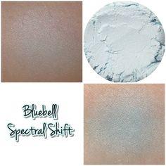 Bluebell Spectral Shift