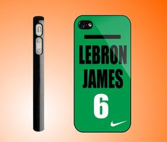 James Lebron Nike Case For IPhone 5, IPhone 4/4S, Samsung Galaxy S2, Samsung Galaxy S3 Hard Case
