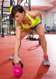 The 35-Minute Challenge Workout Test your strength & conditioning!