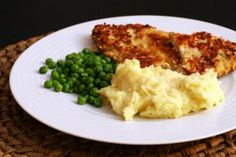 Oven Fried Turkey Cutlets With Parmesan Cheese: Turkey Cutlets Parmesan