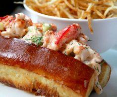 Lobster Roll | Lobstah Roll Inspiration