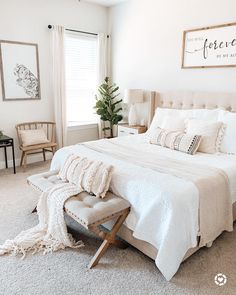 Top Wholesale Home Decor Sites Boho bedroom decor ideas decor.Top Wholesale Home Decor Sites Boho bedroom decor ideas decor Home Decor Bedroom, Bedroom Interior, Bedroom Makeover, Bedroom Design, Room Inspiration, Master Bedrooms Decor, Room Decor, Room Ideas Bedroom, Apartment Decor