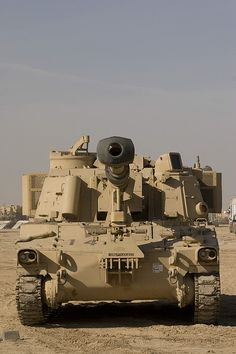 US M109 Paladin, Self propelled 155mm