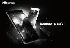 "C20 KING KONG II Pantalla 5"" HD, IPS Gorilla Glass 4 Android 5.1 Lollipop MSM8929 Octa-core 1.36GHz Memoria: 32 Gb ROM + 3 Gb RAM DUAL SIM CARD Cámara trasera 13 MP (AF) con Flash LED Cámara delantera 5M Batería 3.200 mAh #Android #4G #App #Smartphone #hisense #LifeReimagined"