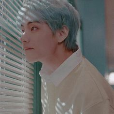 Taehyung blau _ taehyung blau _ bleu taehyung _ taehyung azul _ blau a . - Taehyung blau _ taehyung blau _ bleu taehyung _ taehyung azul _ blaue Ästhetik, blaue Far -
