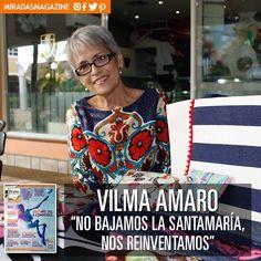 """Te invitamos a leer este interesante relato de la diseñadora Vilma Amaro @amarovil. Como se inició como ha construido su marca y como se mantiene en constante innovación.  Ingresa a la versión electrónica haciendo clik en el enlace de nuestra bío botón """"REVISTA DEL MES""""  #MiradasMagazine #MiradasRadio #Miradas #Anzoategui #Lecheria #Mochima"""