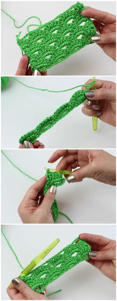 How To Crochet An Ar