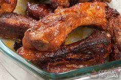 Receita de Costelinha no forno em receitas de carnes, veja essa e outras receitas aqui!