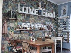 Cafe Basil, Berea East London, Basil, Photo Wall, Home Decor, Photograph, Decoration Home, Room Decor, Home Interior Design, Home Decoration