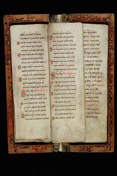 St Gall, Stiftsbibliothek, MS 360 (11th century)
