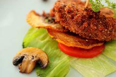 A healthy Love: Vegane Bratlinge aus Kidneybohnen - schmecken super lecker, ob im Burger, Döner oder zum Salat!