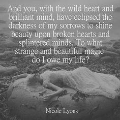"82 Likes, 11 Comments - Nicole Lyons (@nicolelyonspoetry) on Instagram: ""#nicolelyons #nicolelyonspoetry #hush #poem #poetry #poetsofig #poetsofinstagram #poetrycommunity…"""