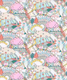 Liberty Art Fabrics Land of Dreams B Tana Lawn Cotton