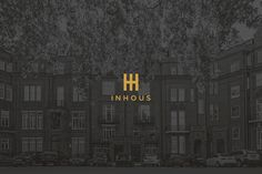 New brand Identity for INHOUS London. See full project: Creative Advertising, Advertising Agency, Brand Identity, Branding, Creative Design, London, Studio, Projects, Log Projects